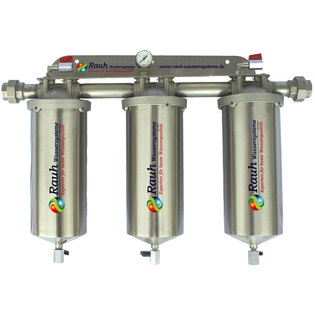 Pulsanio Haus Wasserfilter System Crystallus